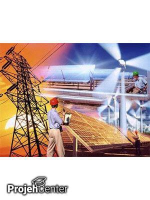 تاریخچه صنعت برق در ایران