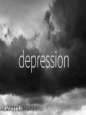 افسردگی وعوامل بروز آن
