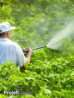 دفع سموم و آفات در کشاورزی