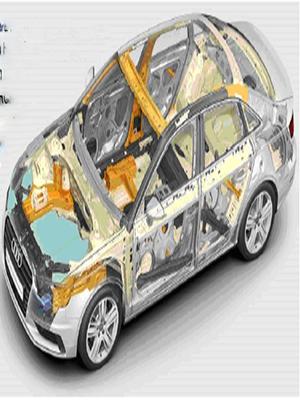 کاربرد پلاستیک در صنعت خودرو